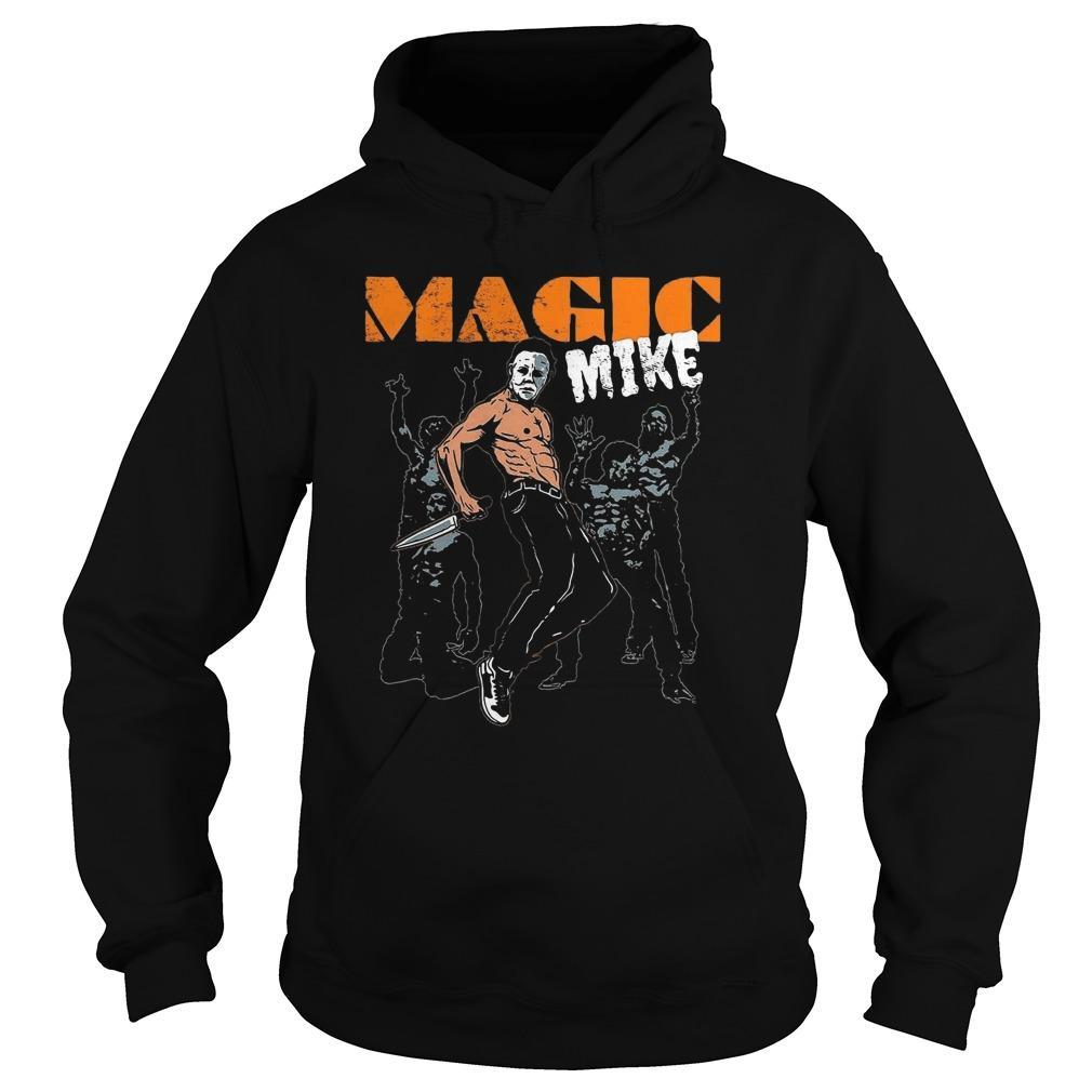 Halloween Michael Myers Magic Mike Hoodie