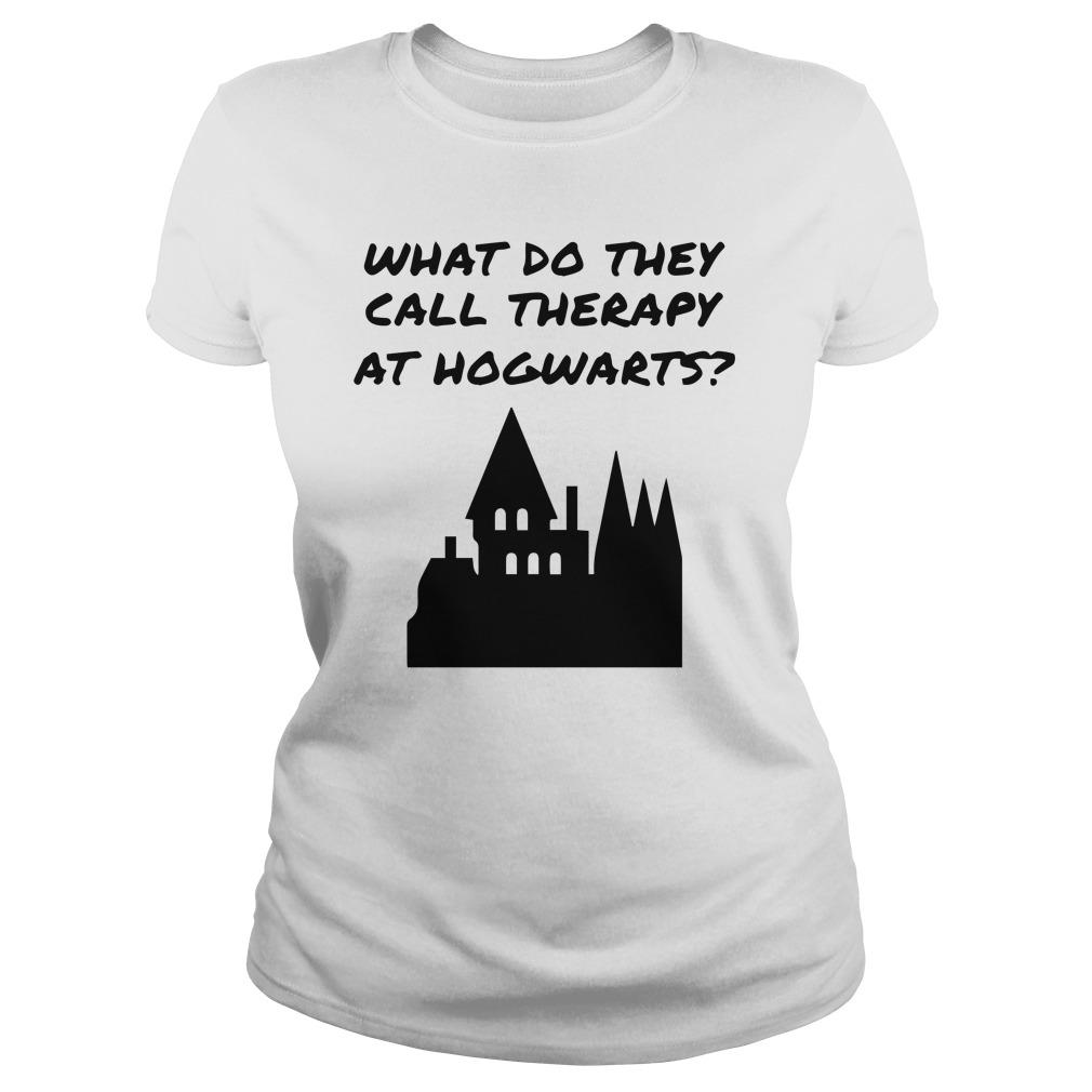 Harry Potter What Do They Call Therapy At Hogwarts Longsleeve