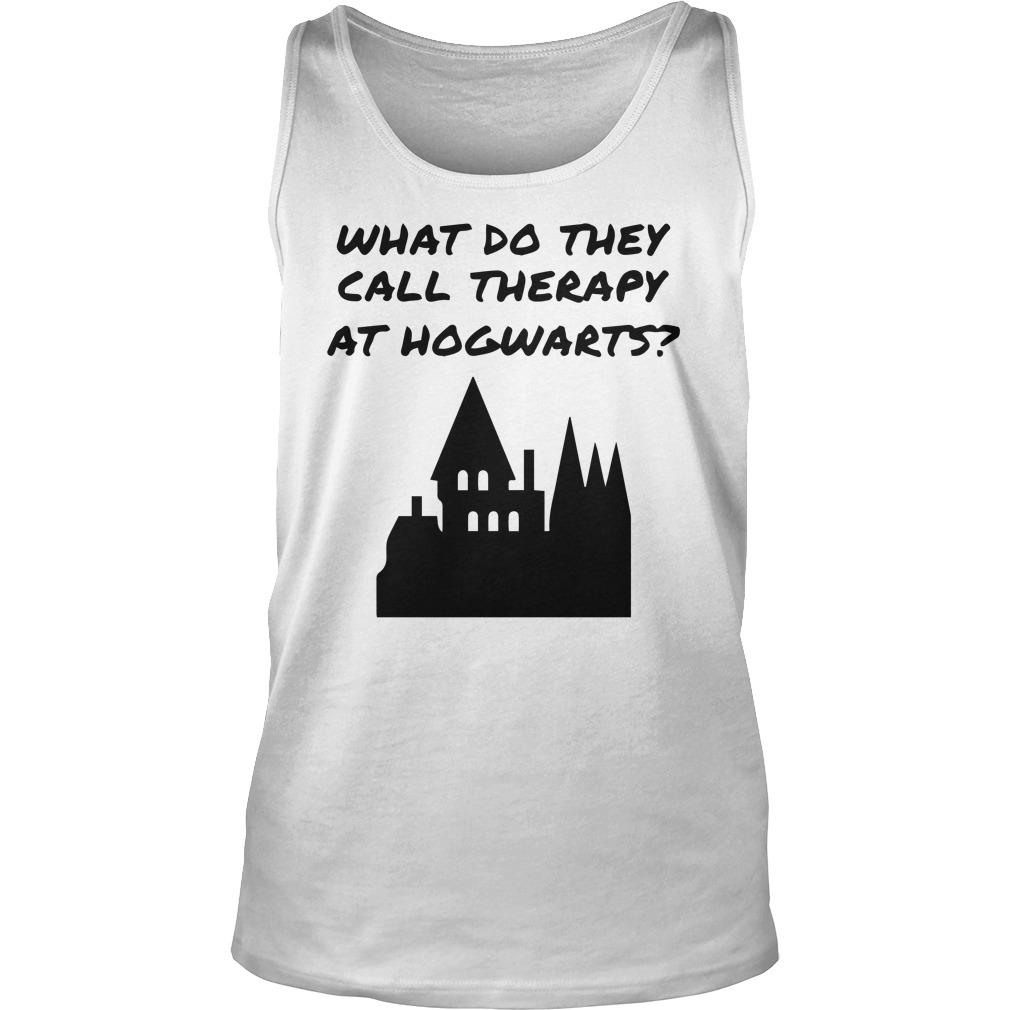 Harry Potter What Do They Call Therapy At Hogwarts Tank Top