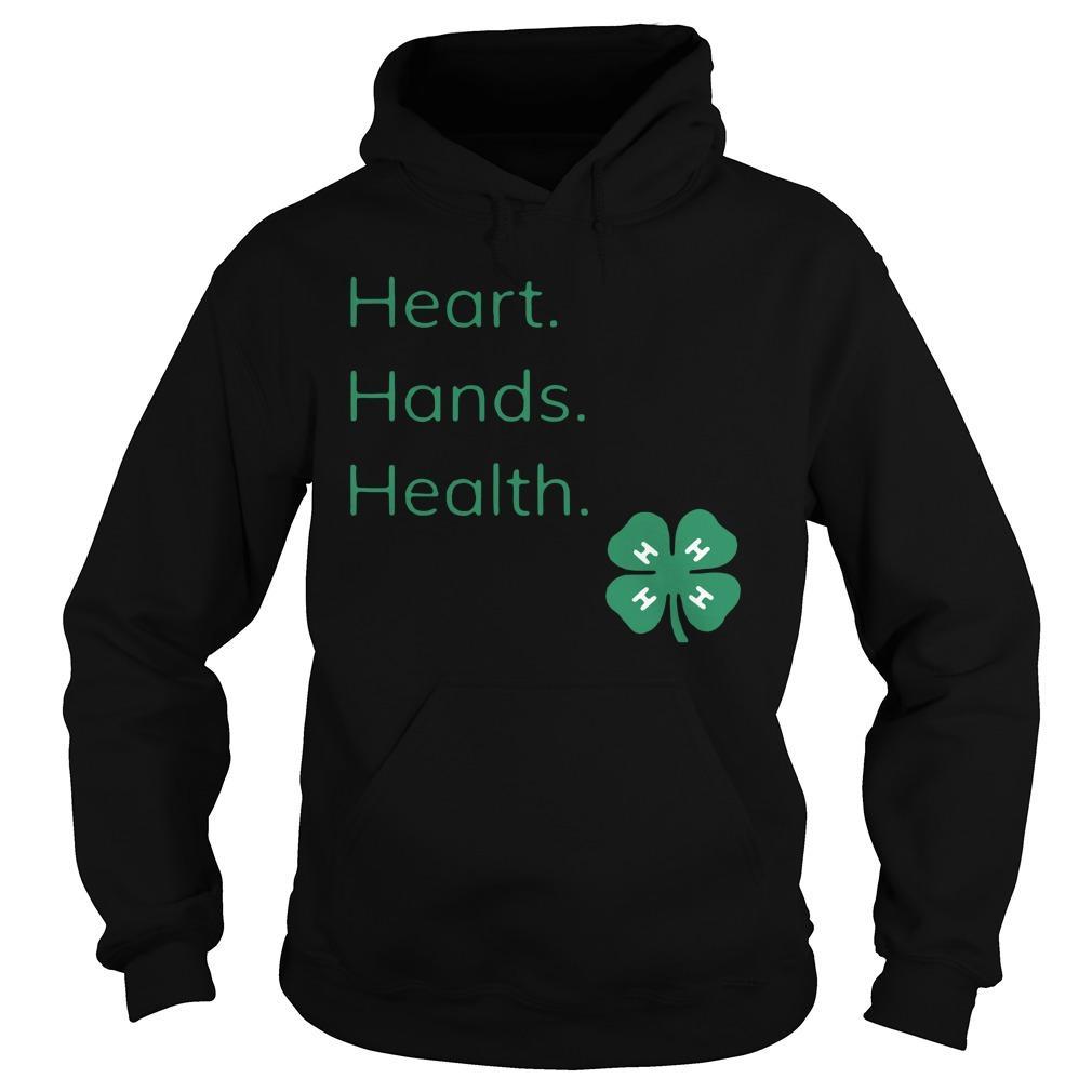 Head Heart Hands Health Hoodie