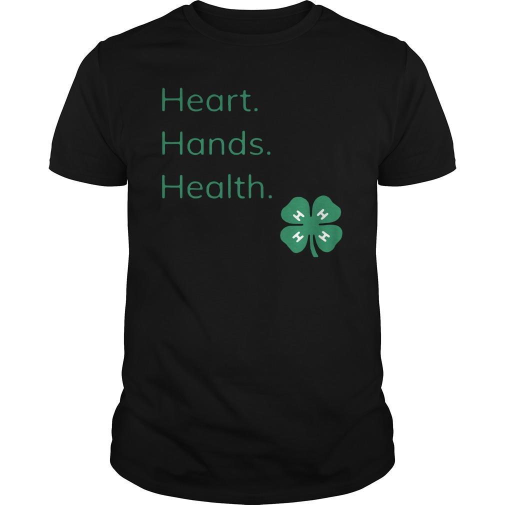 Head Heart Hands Health Longsleeve