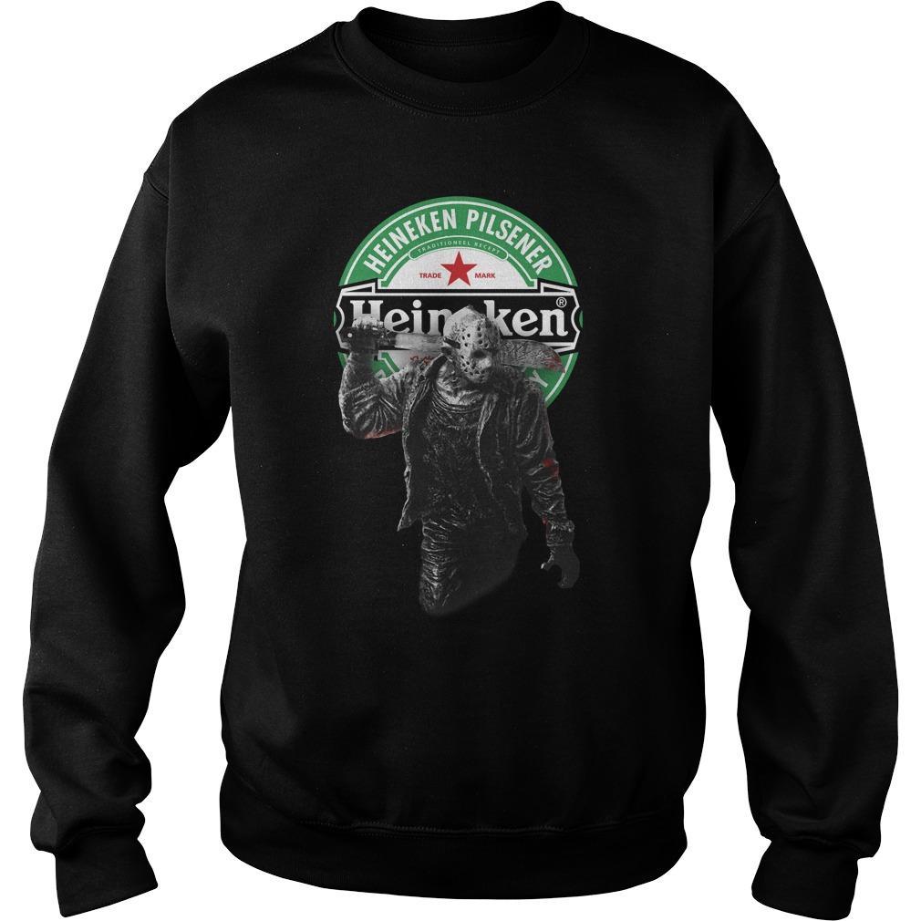 Jason Voorhees Heineken Pilsener Sweater