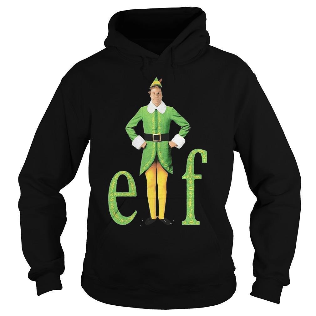 Merry Christmas Elf Hoodie
