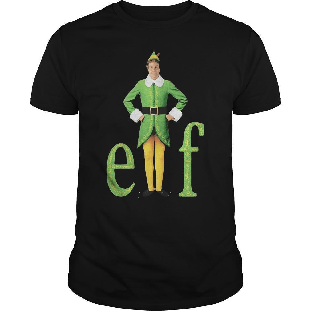 Merry Christmas Elf Longsleeve