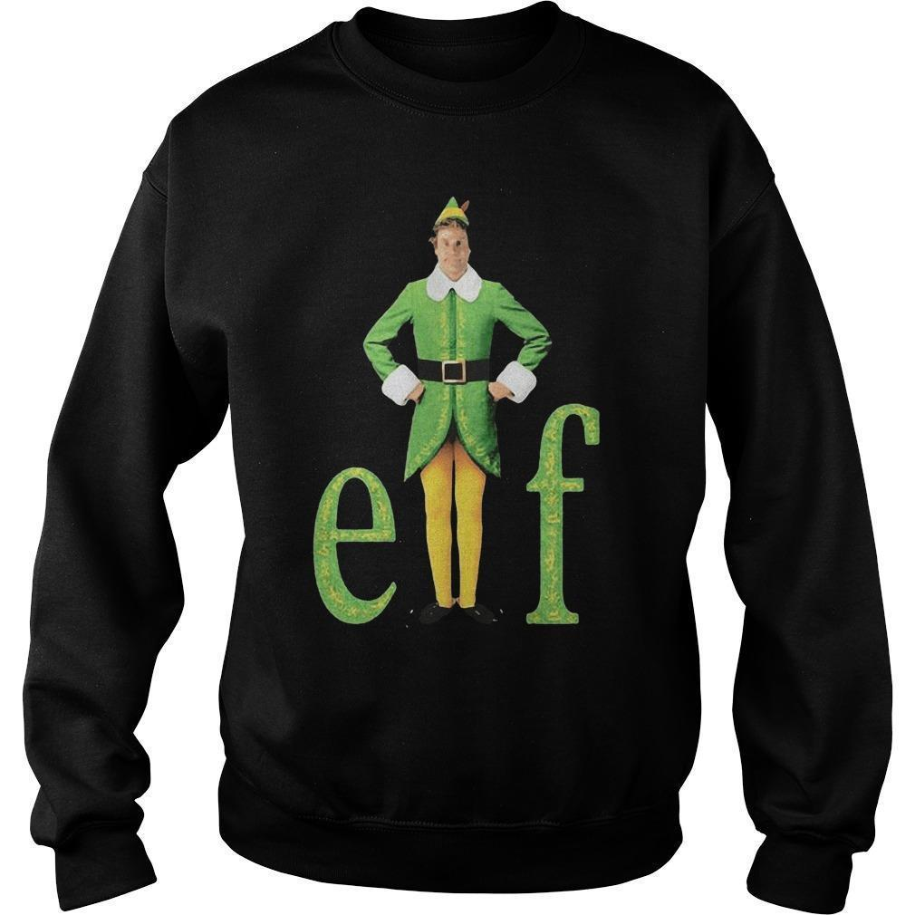 Merry Christmas Elf Sweater