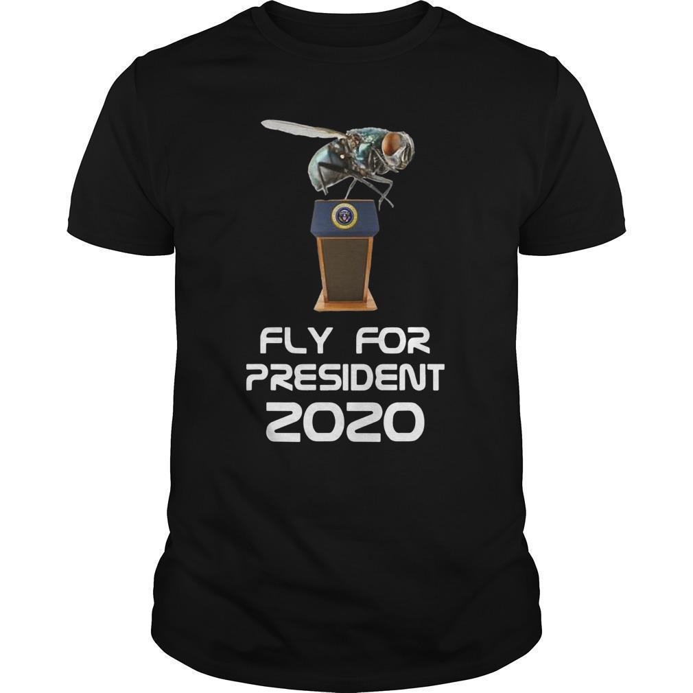 Mike Pence Fly For President 2020 Longsleeve