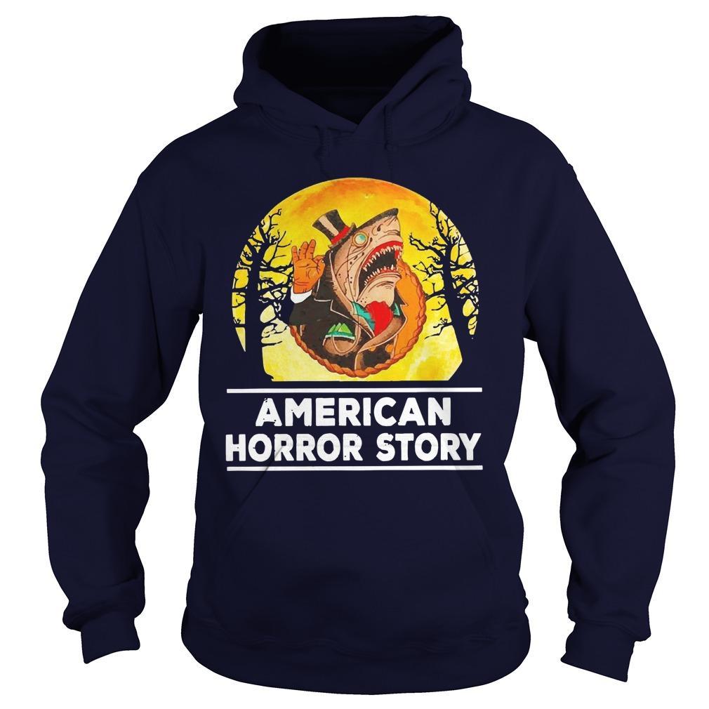 Shark American Horror Story Hoodie
