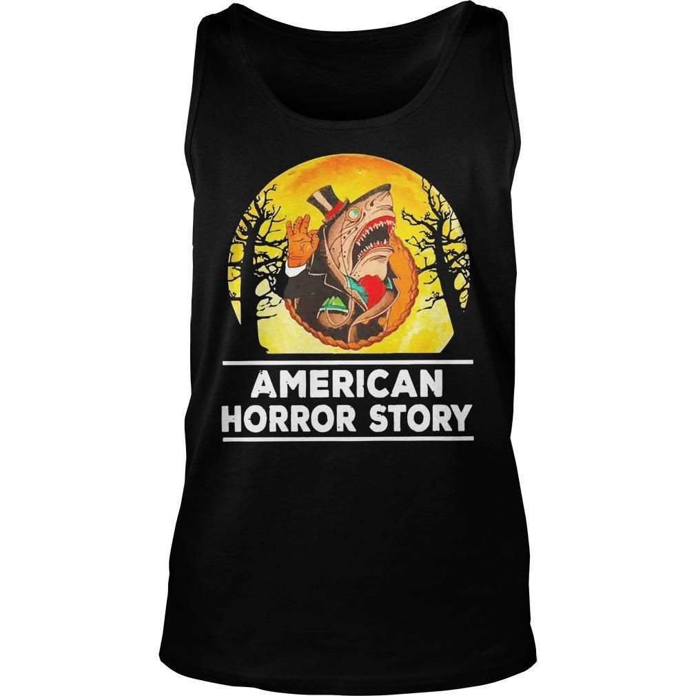 Shark American Horror Story Tank Top