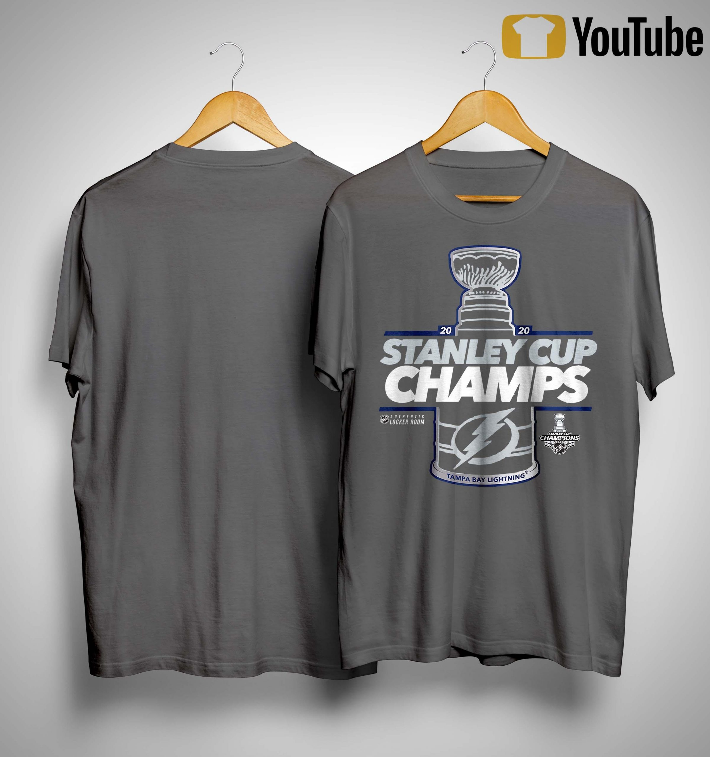 Tampa Bay Lightning Stanley Cup Shirt