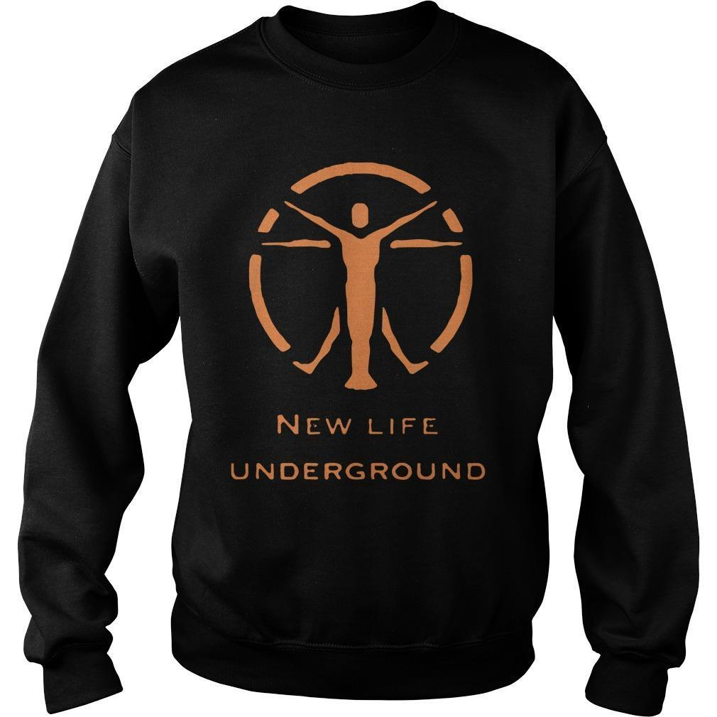 The Institute New Life Underground Sweater