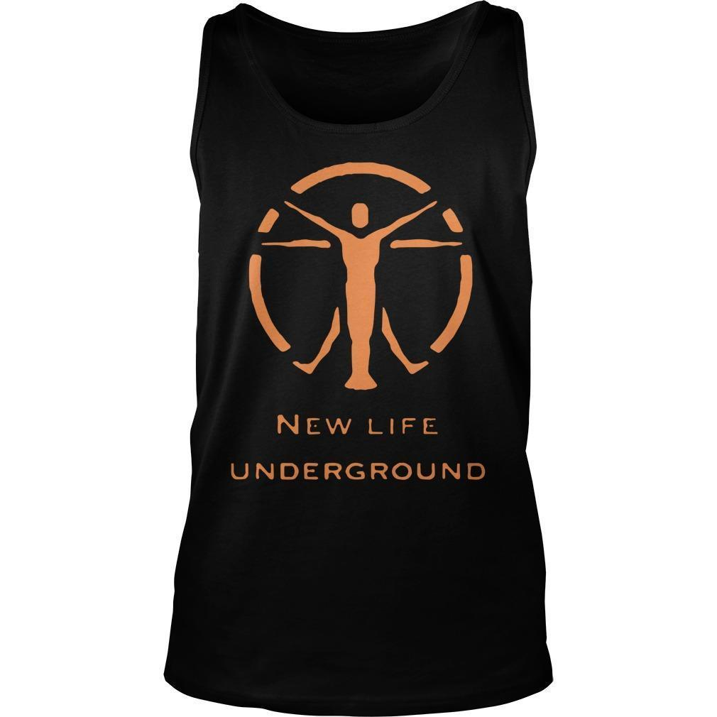 The Institute New Life Underground Tank Top
