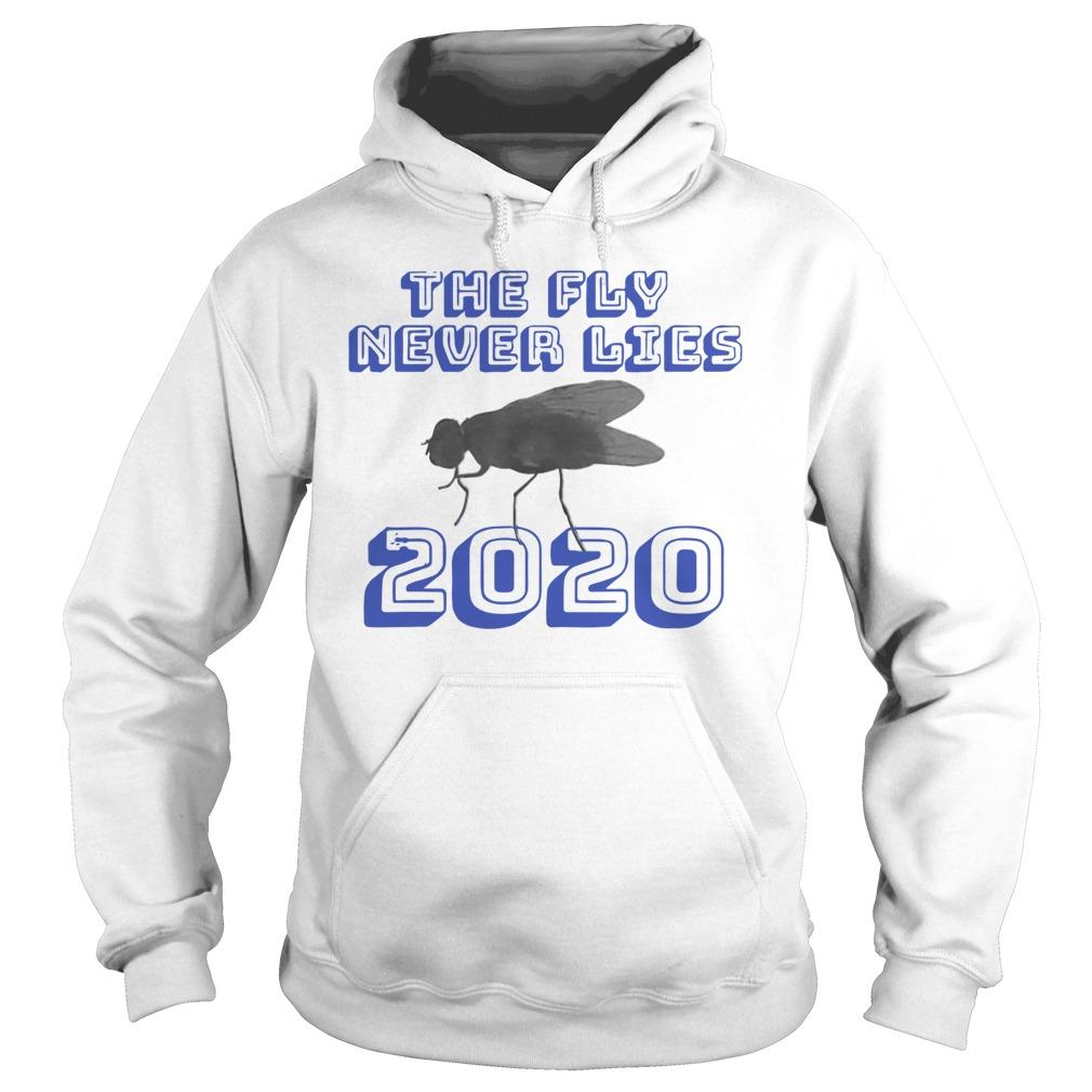 Vice Presidential The Fly Never Lies 2020 Hoodie