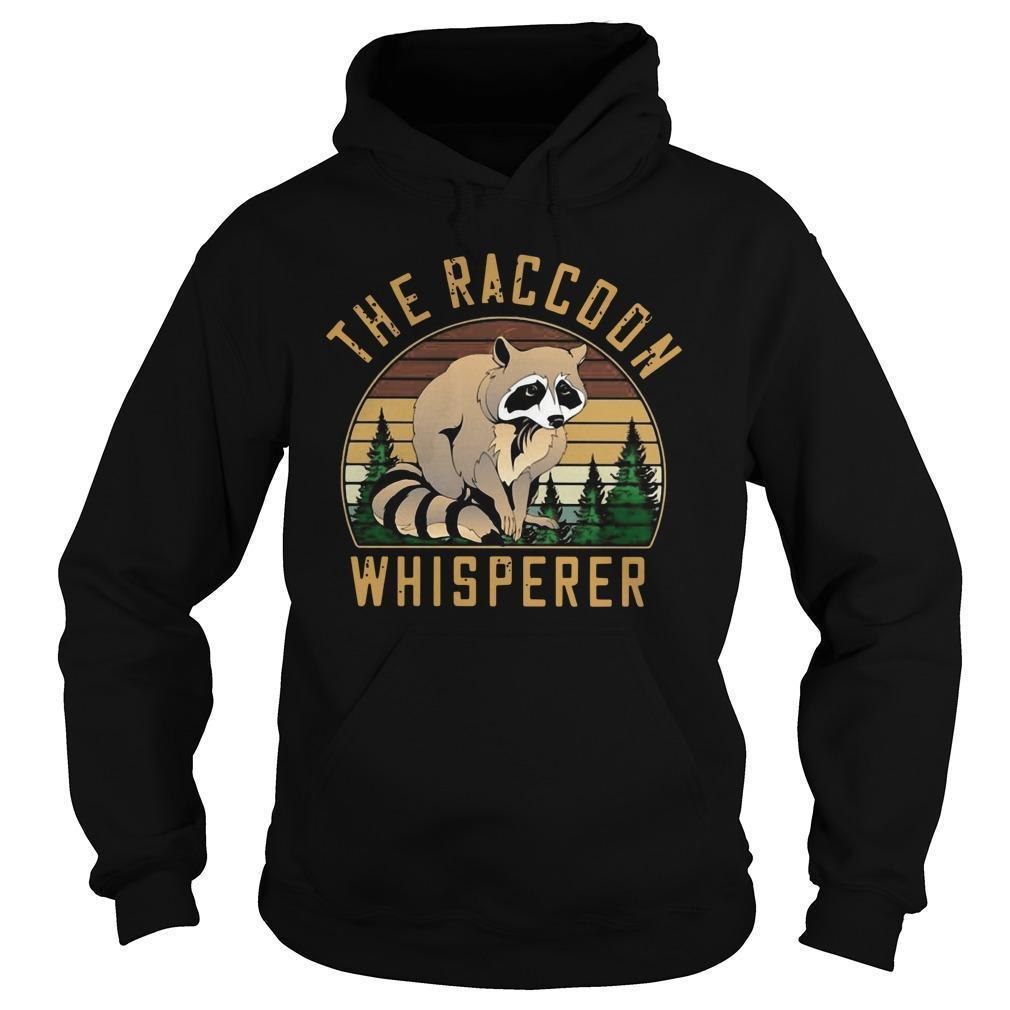 Vintage The Racoon Whisperer Hoodie