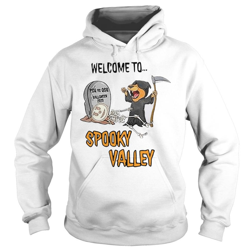 Welcome To Spooky Valley Hoodie
