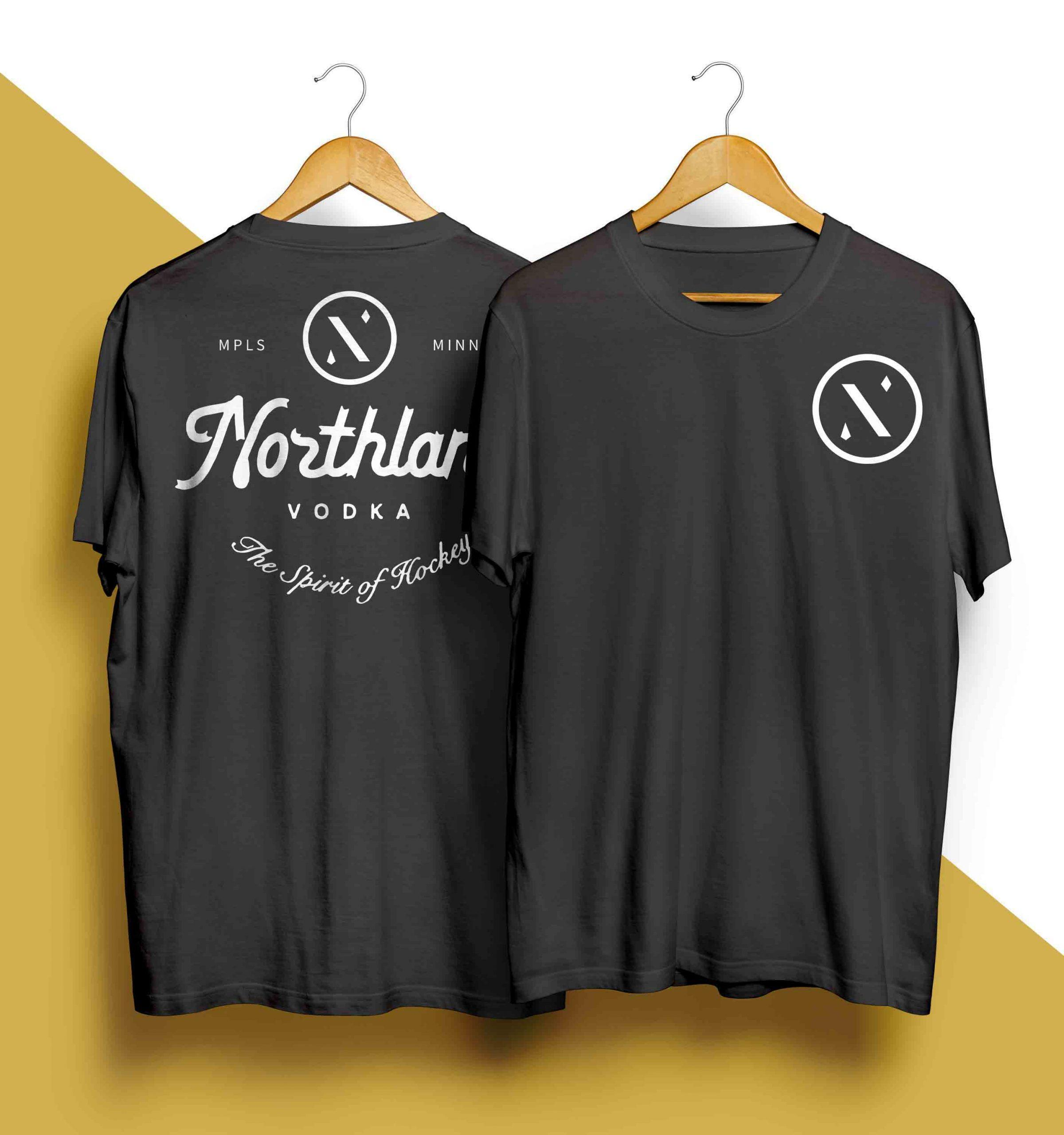 Northland Vodka Shirt