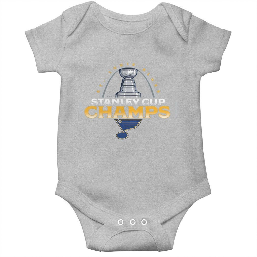 St Louis Blues Stanley Cup Champions Longsleeve